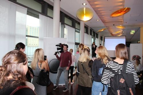 soineve Event in Hamburg- voll mit netten Meinungsmachern aus dem Netz ;-)