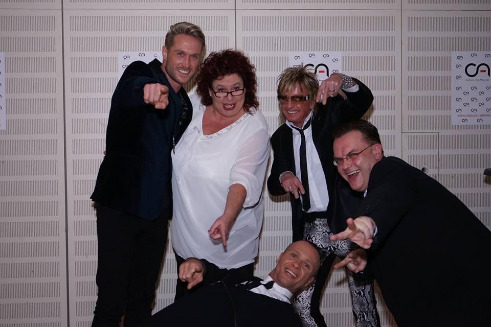 Alle hatten viel Spaß an der Fotowand. Foto: Niko Lemonidis