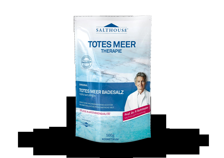 Prof. P. Schlieper Totes Meer Badesalz / Salthouse