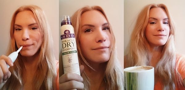 Test/Review: Aussie Miracle Dry Shampoo: Instant Big Hair -ganz Fix!