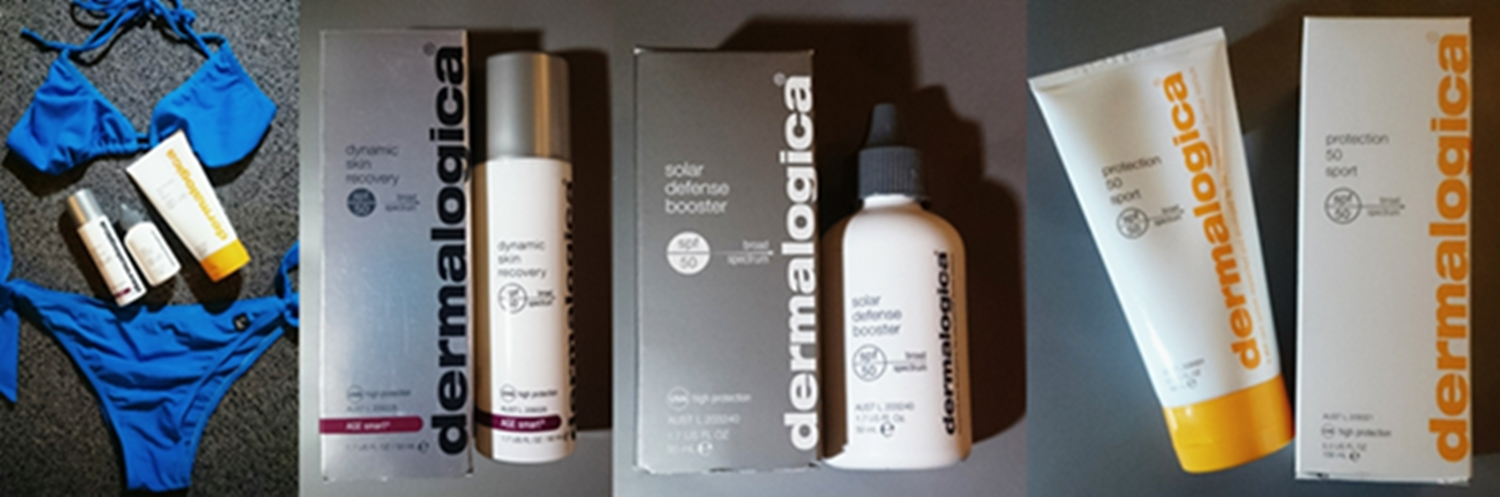 Test: Dermalogica Part II UV-Schutz=dynamic Skin Recovery, Solar Defense Booster Und Protection 50 Sport, Alle Mit SPF 50