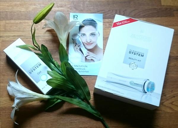 Test: Zeitgard Reinigungsbürste Speziell Für Empfindliche Haut / Mit Mikrosilver-Partikeln