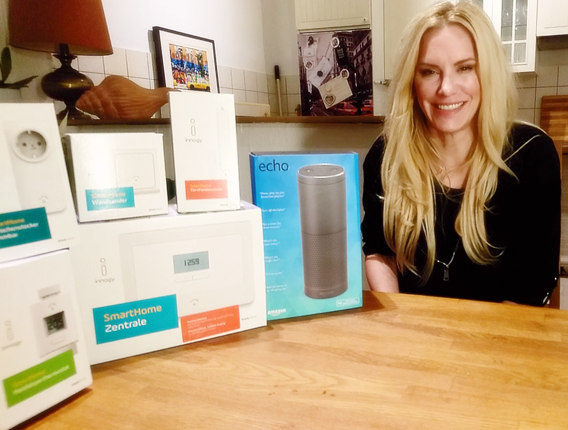 UPDATE Zum Test: Amazon Echo & Innogy SmartHome
