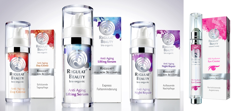Test: Regulat® Beauty | Lifting-Serum | Silk Eye Creme | Day Creme | Night Repair Creme