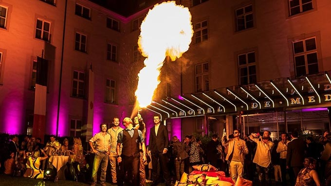 "Starpress Media Night | Polo Players Night 2018 Im ""De Medici""-Luxushotel In Düsseldorf"