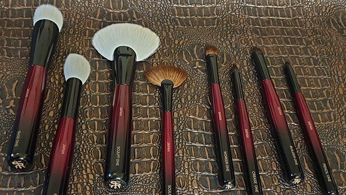 Test/Review: Sonia G 'The Fundamental Brush Set' Vs. Natasha Denona 'Basic Brush Set' | 300 Euro Preisunterschied!