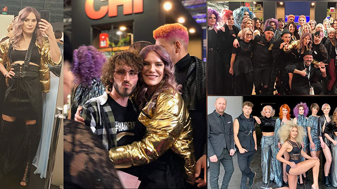 Event: Top Hair In Düsseldorf | Frisurentrends 2019 | Farouk Systems Europe | CHI